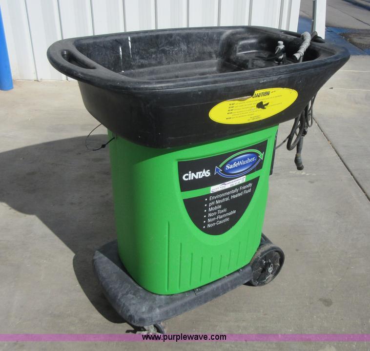 Smartwasher 23 parts washer | Item BB9136 | SOLD! November 1...