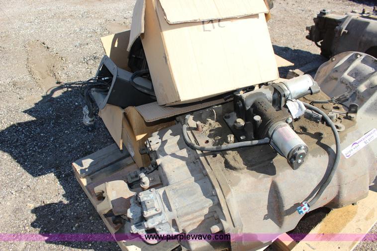 2) Eaton Fuller Autoshift 18 speed transmission | Item BC91