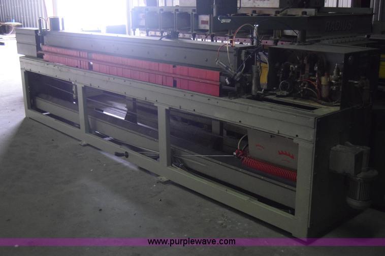 Scmi Z32 Woodworking Panel Saw In Wichita Ks Item K4769 Sold Purple Wave