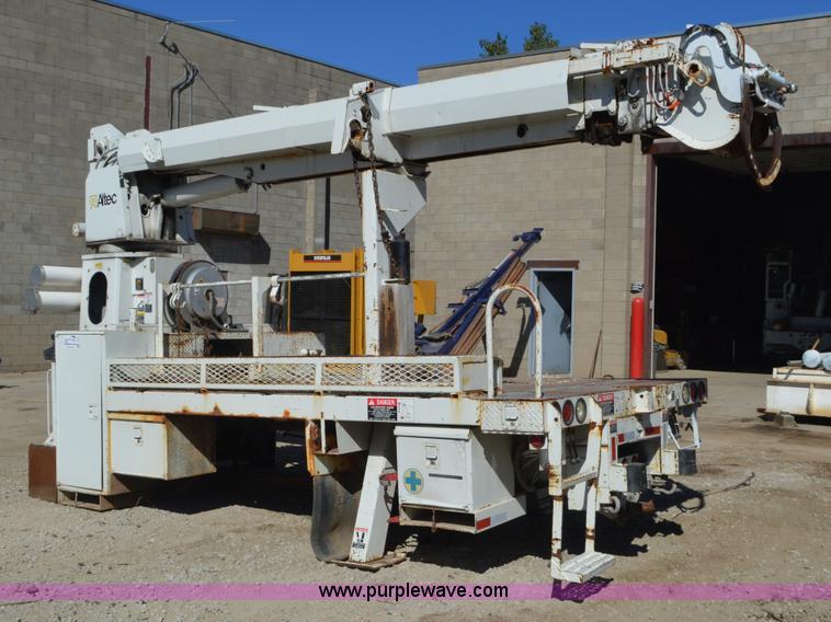 i6377 image for item i6377 altec d845a digger derrick utility bed
