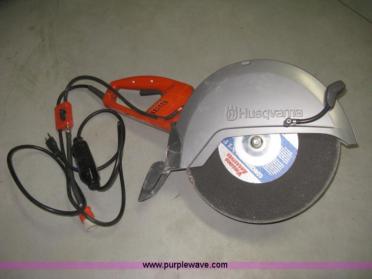 Husqvarna K3000 concrete wet saw | Item BP9667 | SOLD! Decem