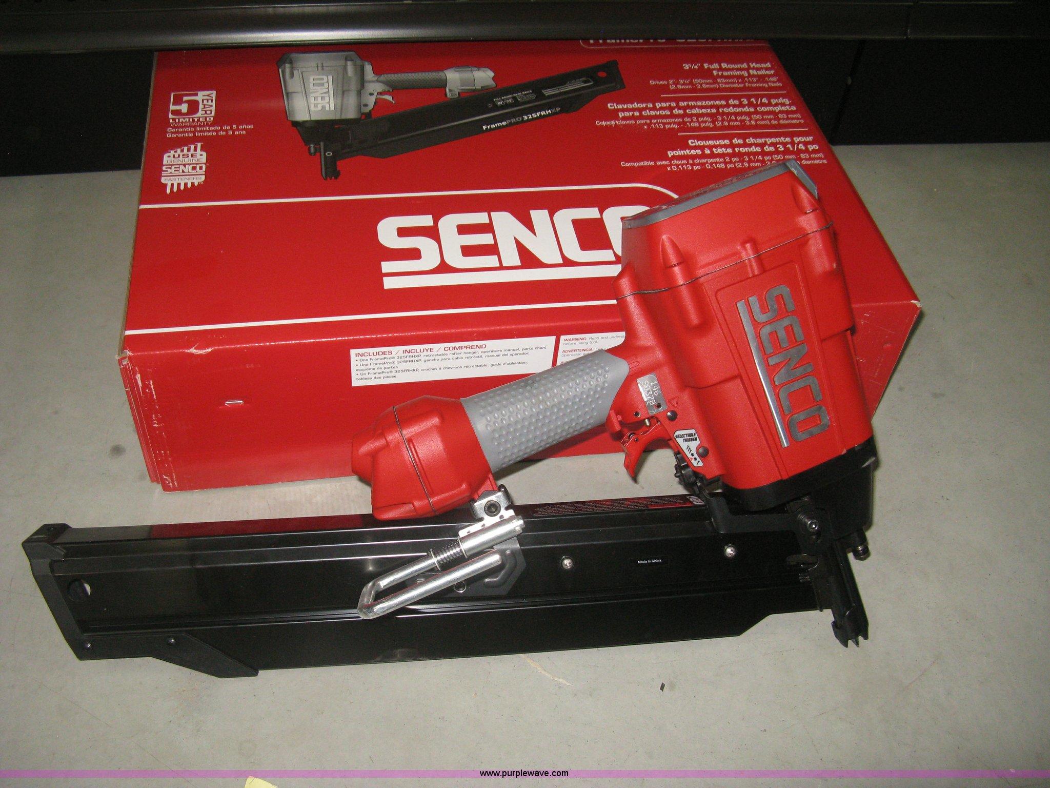 Senco Frame Pro 325 FRHXP nail gun   Item BF9253   SOLD! Dec...
