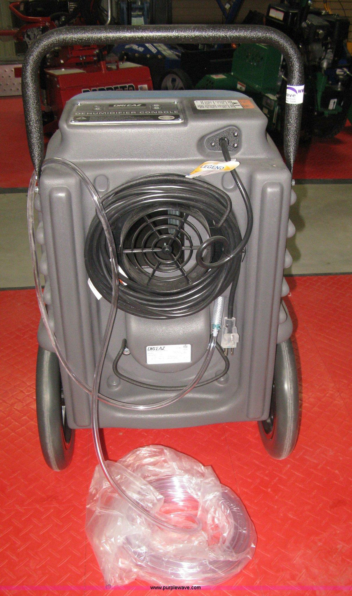 Dri-Eaz Drizair 1200 F203-A dehumidifier | Item BP9744 | SOL
