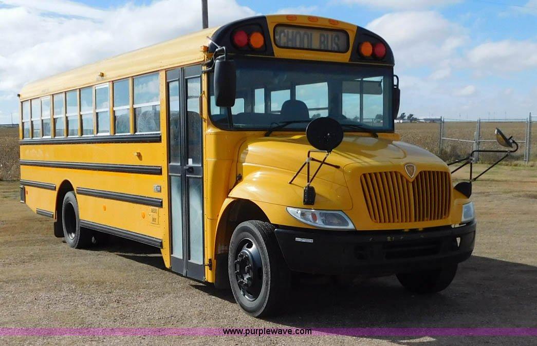 2005 International Pb10500 School Bus In Hugoton  Ks