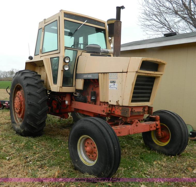 Rebuilt Engine Case Tractor 611b : Used construction agricultural equip trucks trailers