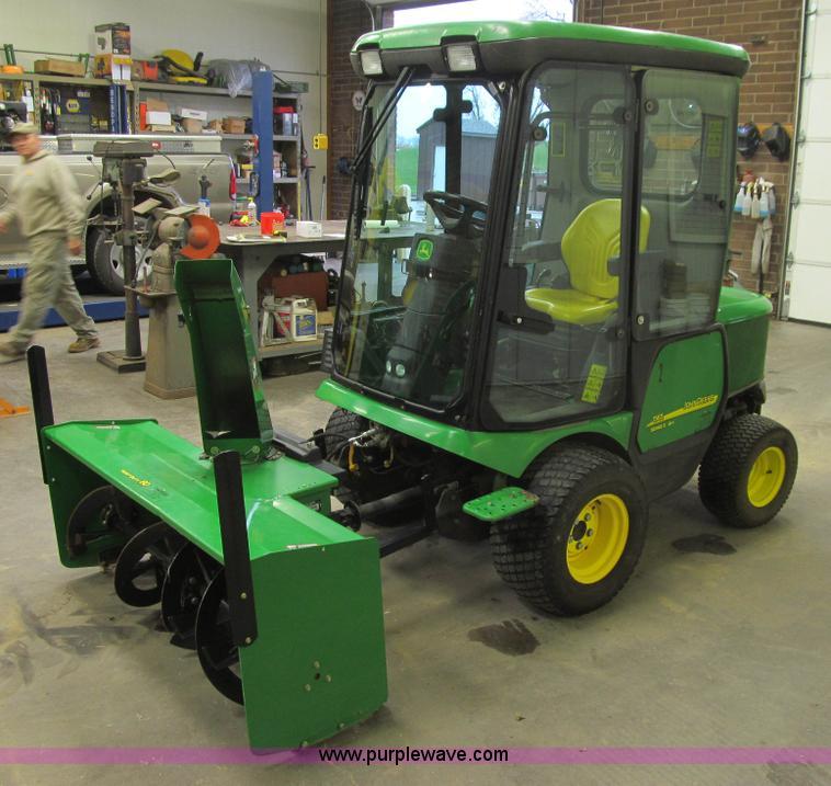 2011 john deere 1565 series ii lawn tractor item l1832 s rh purplewave com John Deere Cartoon Safety Speed John Deere F510 Parts Diagram