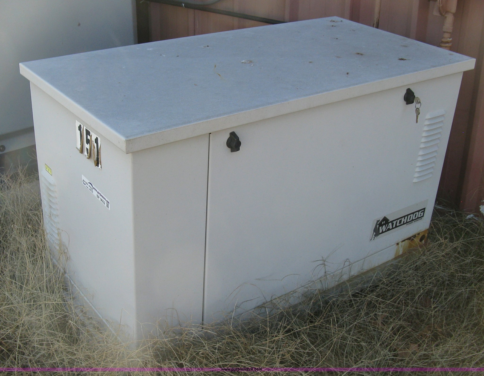 Generac Watchdog standby generator Item BP9652
