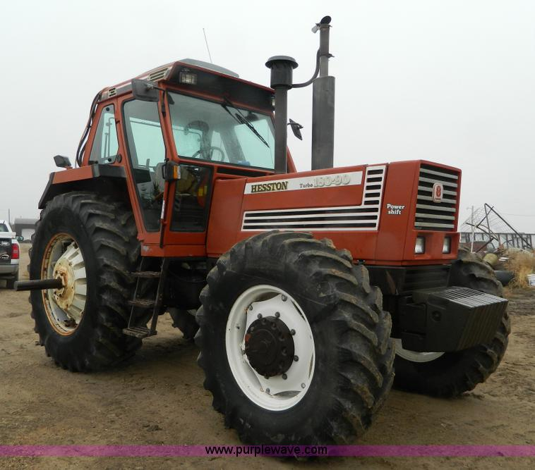 Fiat Hesston Tractors Farm : Used construction agricultural equip trucks trailers