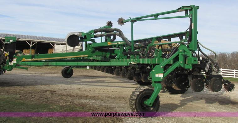 2011 Great Plains Yp 1625a Split Row Planter Item L4149