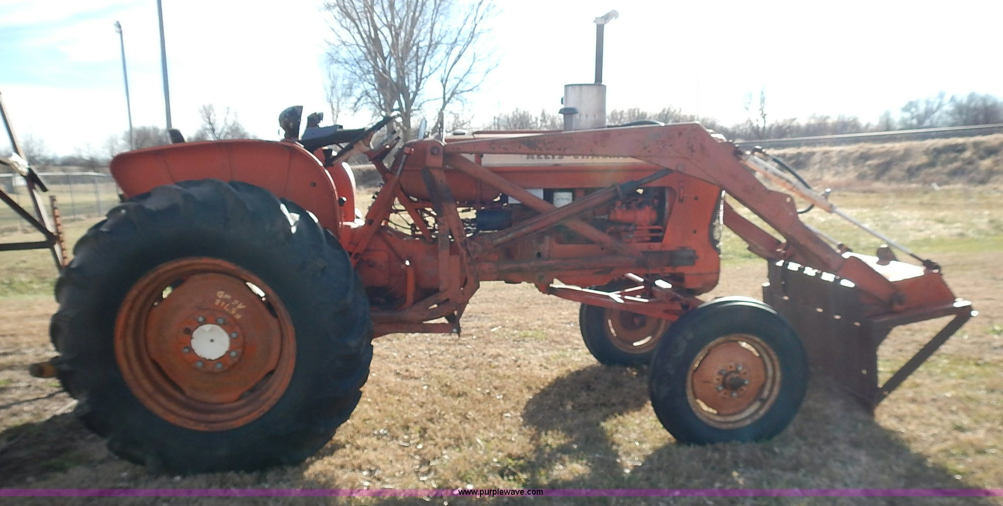 ... 1962 Allis Chalmers D15 Series 2 tractor Full size in new window ...