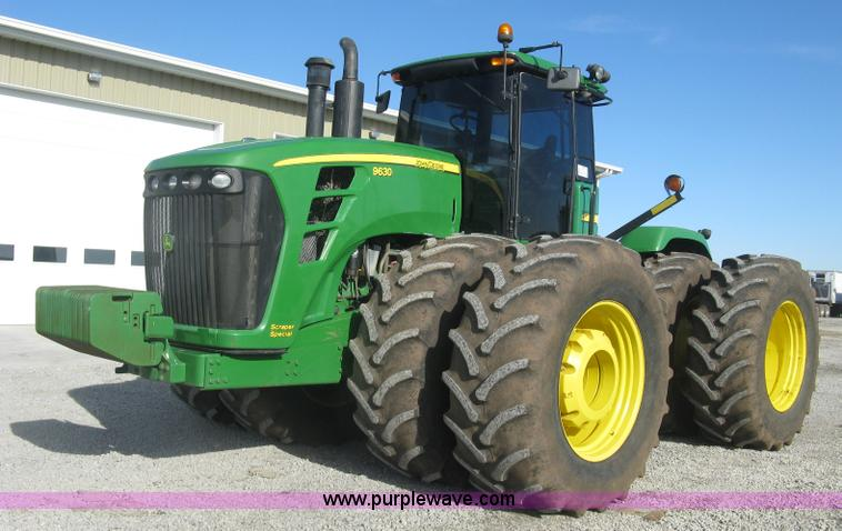 Tractor With Windows : John deere wd tractor item j sold