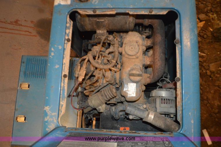 Miller Bobcat 250 welder/generator | Item K5283 | SOLD! Dece