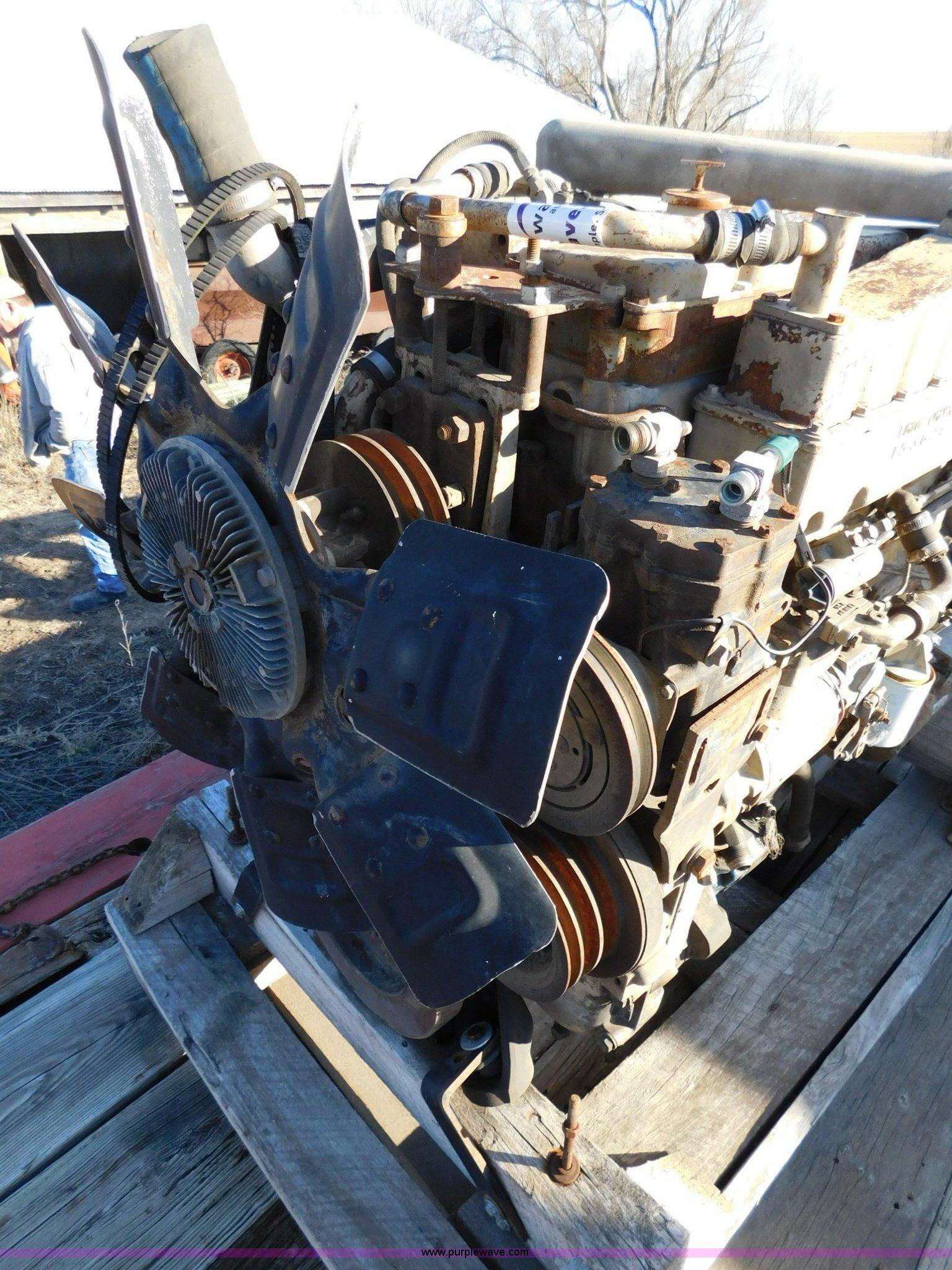 1979 Cummins 855 big cam engine | Item J7412 | SOLD! Februar
