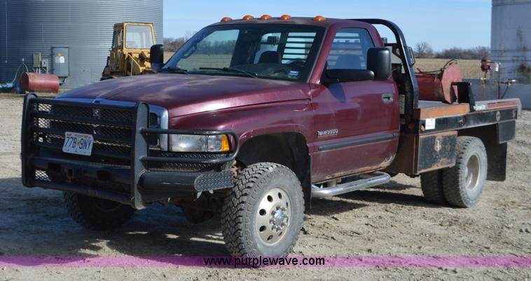 2002 dodge ram 3500 pickup truck in odessa mo item k5395 sold purple wave 2002 dodge ram 3500 pickup truck in