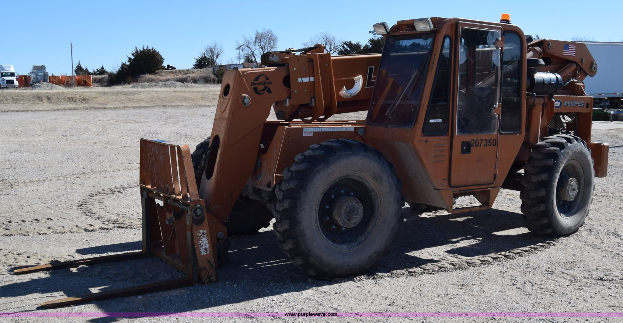 lull 844c 42 telehandler item bw9295 sold! february 24 v Gehl Wiring Diagram