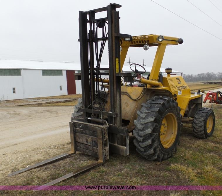 Construction Equipment Auction in Halstead, Kansas by Purple
