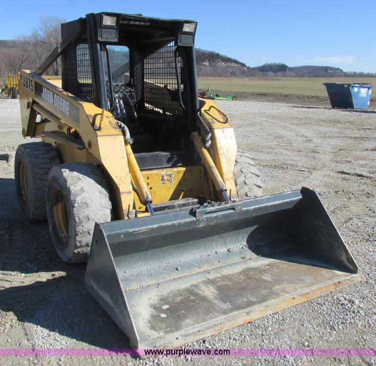 1997 John Deere 8875 Skid Steer Item L7098 Sold Februar. L7098 For Item 1997 John Deere 8875 Skid Steer. John Deere. Quick Attach John Deere 8875 Schematic At Scoala.co