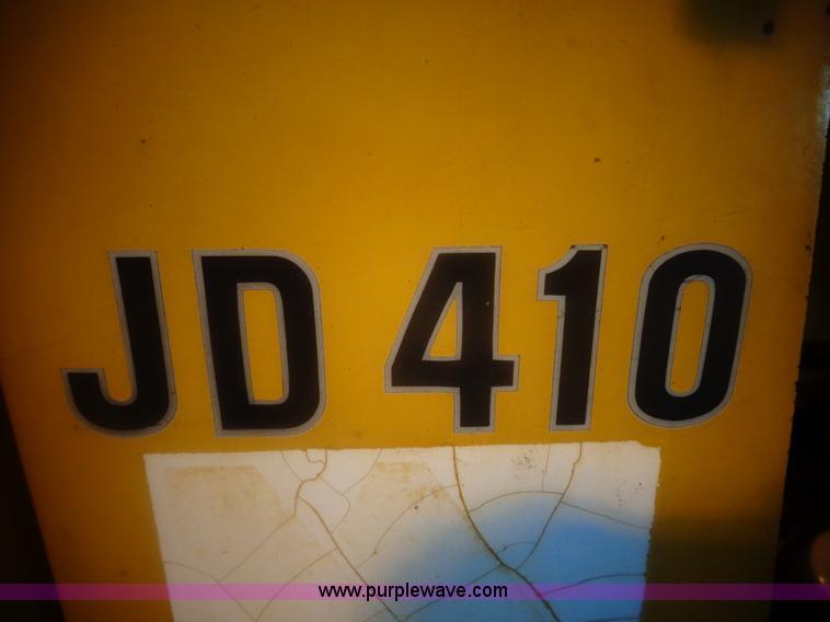1980 John Deere 410 Backhoe Item Al9240 Sold M 1 Go. Al9240 For Item 1980 John Deere 410 Backhoe. John Deere. John Deere 410 Backhoe Diagram Cab Filter At Scoala.co