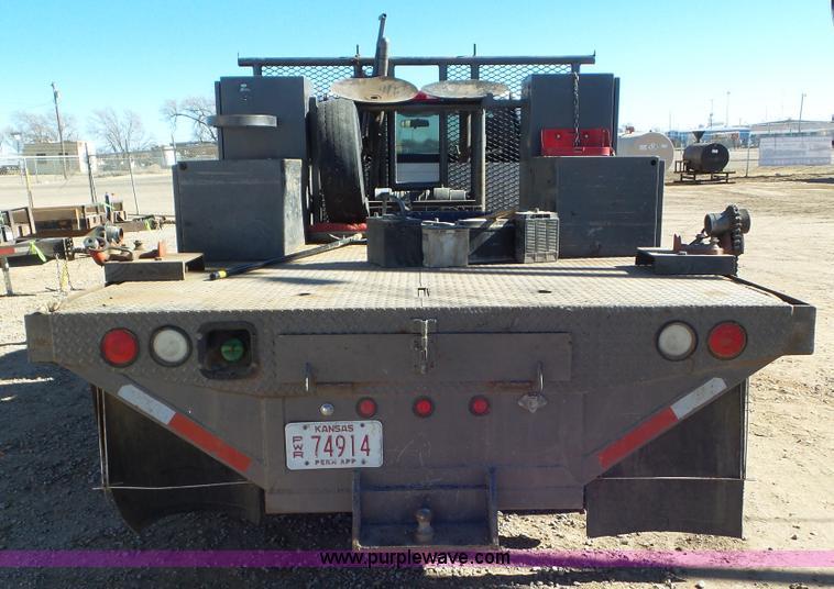 2012 Dodge Ram 5500 flatbed truck | Item K6975 | SOLD! March