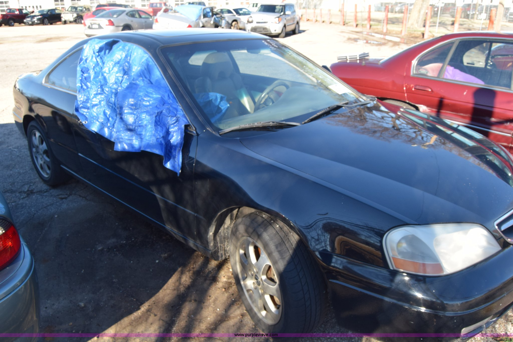 Acura CL Item L SOLD March City Of Wichita - 2001 acura cl for sale