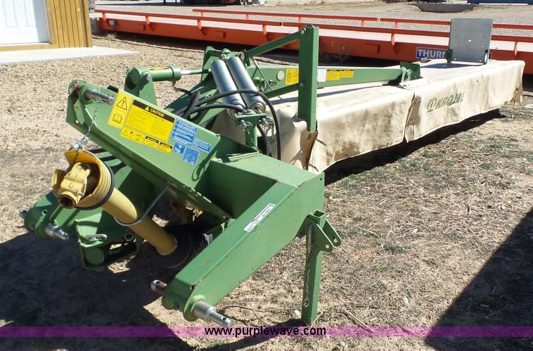 Ag Equipment Auction in Kinsley, Kansas by Purple Wave Auction
