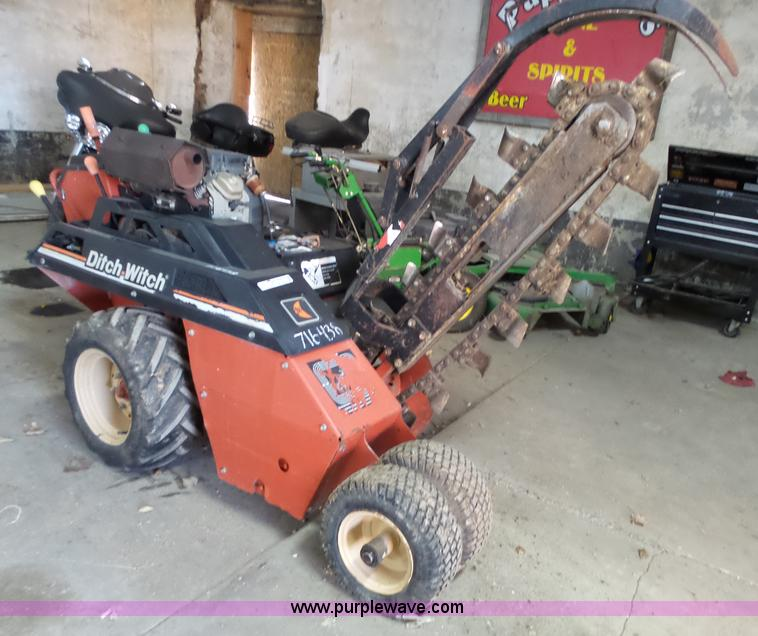 Ditch witch 1010 parts Manual on