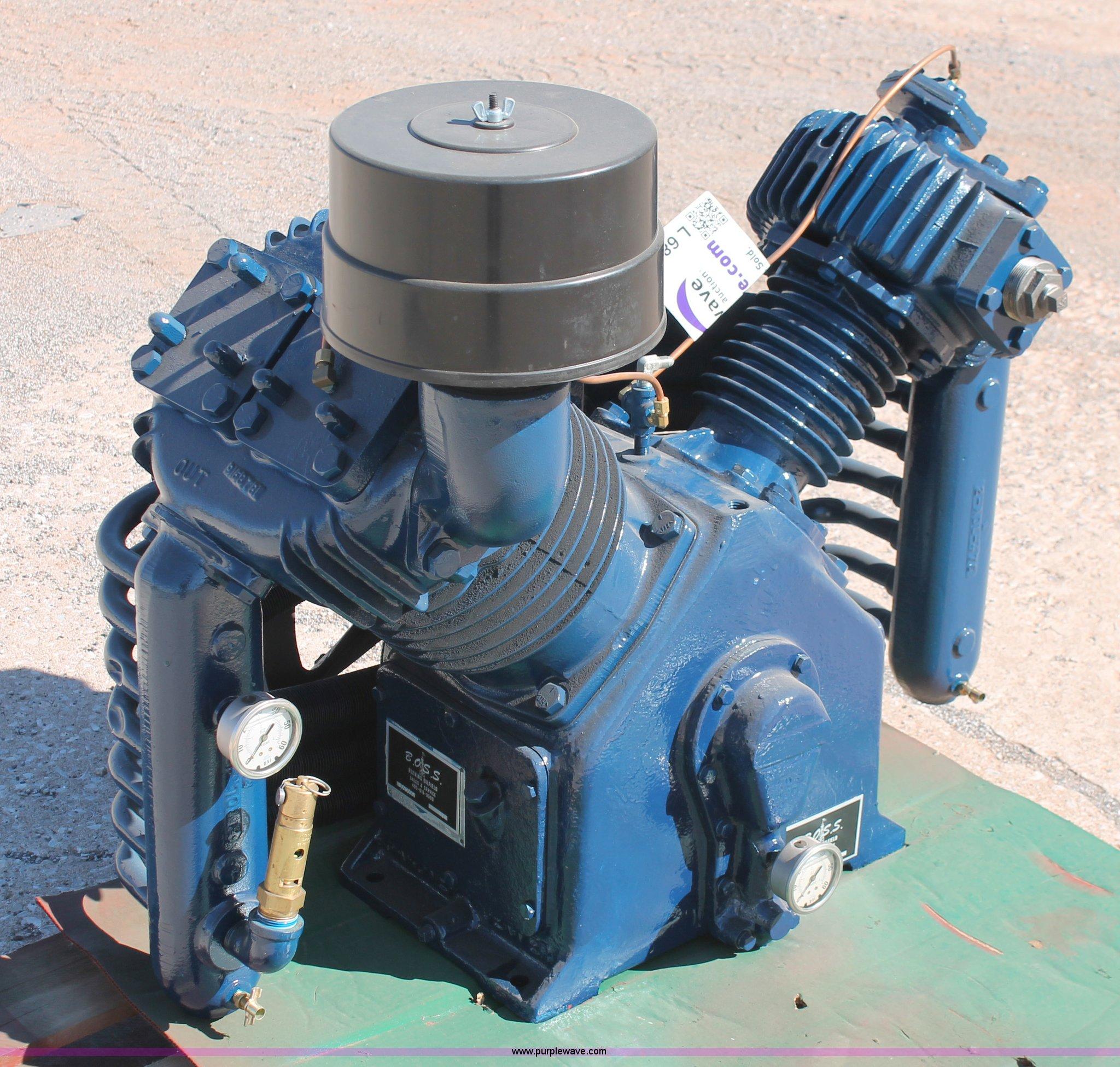 Gardner Denver Adl 1003 Air Compressor Item L6847 Sold Motor Wiring Diagrams Full Size In New Window
