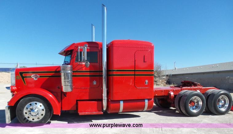 1993 Peterbilt 379 Semi Truck Item K5761 SOLD March 24