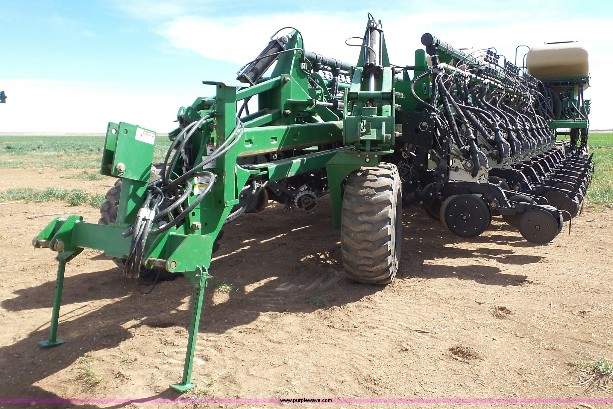Great Plains Yp2425 Twin Row No Till Planter Item L6522