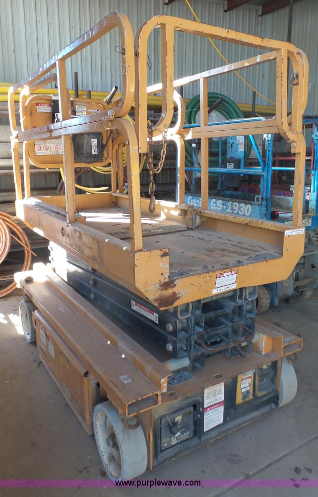 AO9884A 1999 grove sm3248e scissor lift item ao9884 sold! march Grove Lifts Wiring Schematics at panicattacktreatment.co