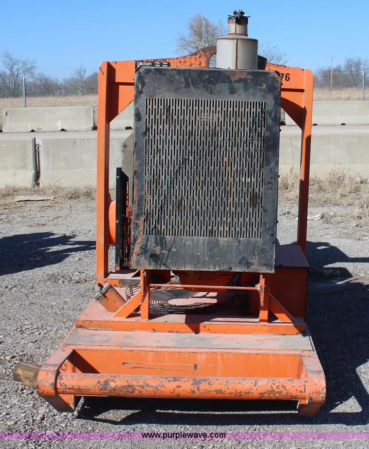 j7562 image for item j7562 goodwin water pump