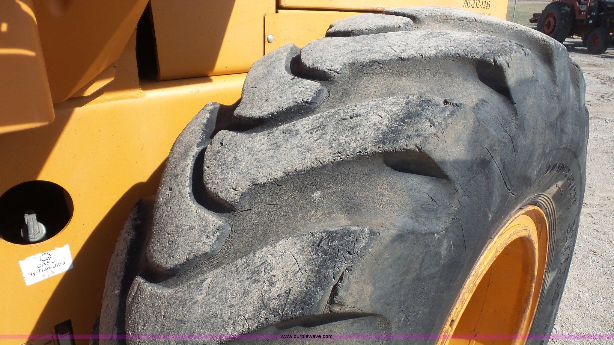 2000 Case 621C wheel loader   Item K5051   SOLD! March 31 Co