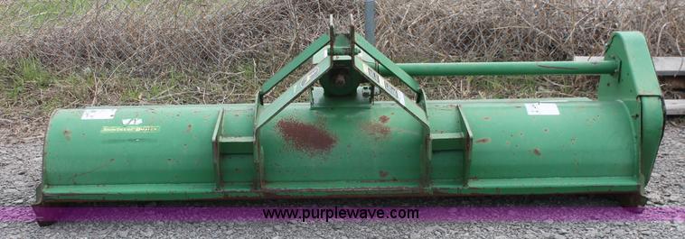 John Deere 370 flail mower | Item AQ9715 | SOLD! April 5 Gov