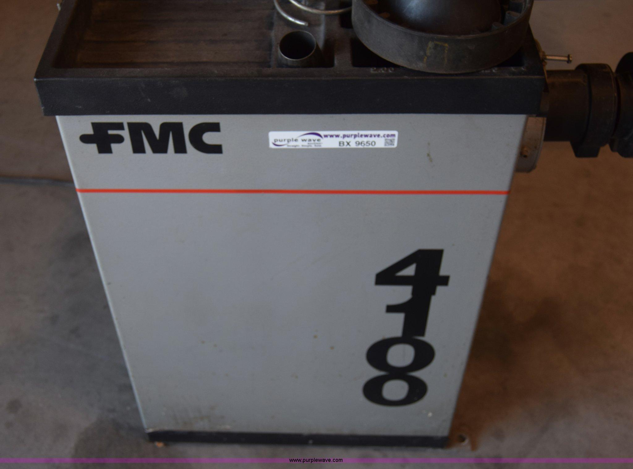 ... FMC 4100 tire balancer Full size in new window ...