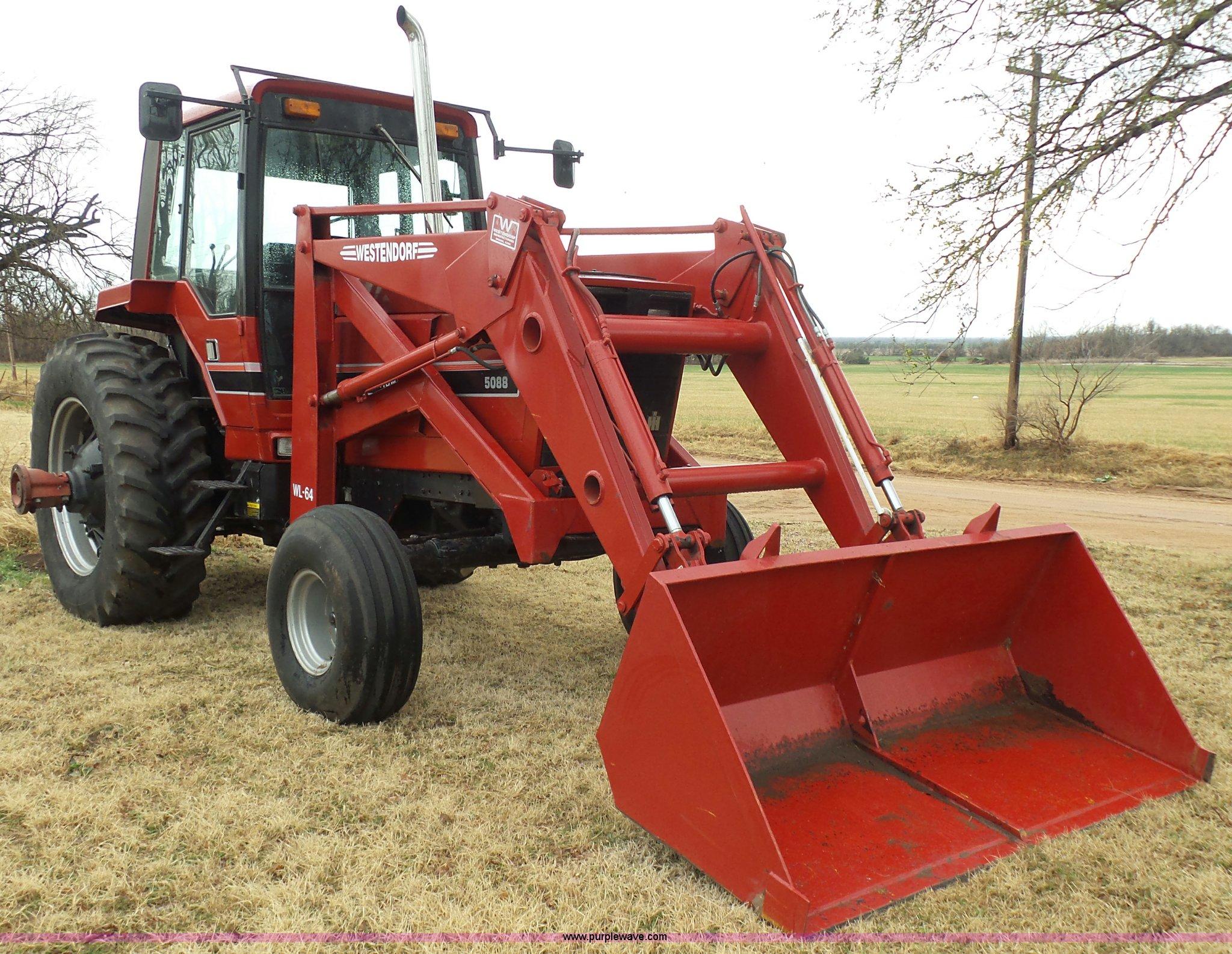 1982 international 5088 tractor item l7300 sold april 1 rh purplewave com
