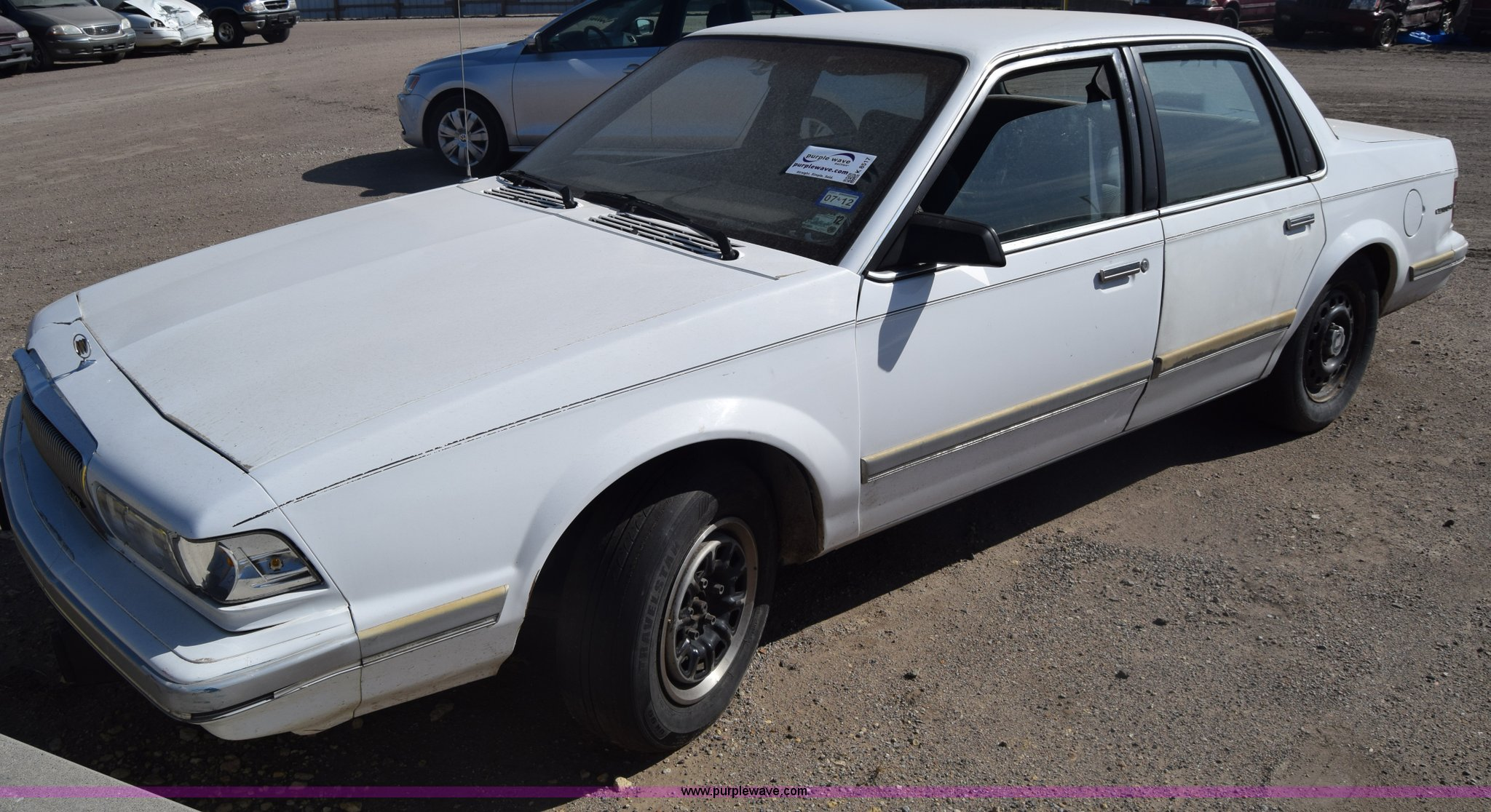 1994 buick century sedan