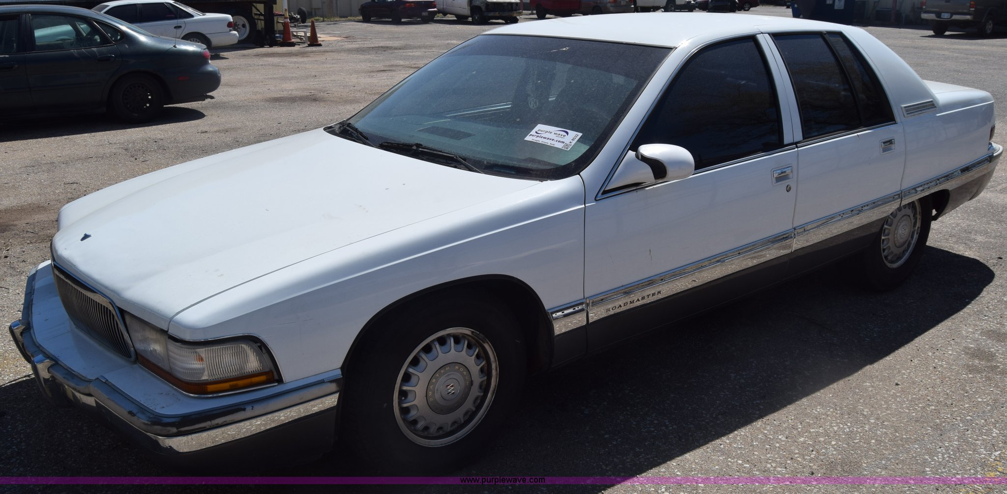 1995 buick roadmaster in wichita ks item k8532 sold purple wave 1995 buick roadmaster in wichita ks