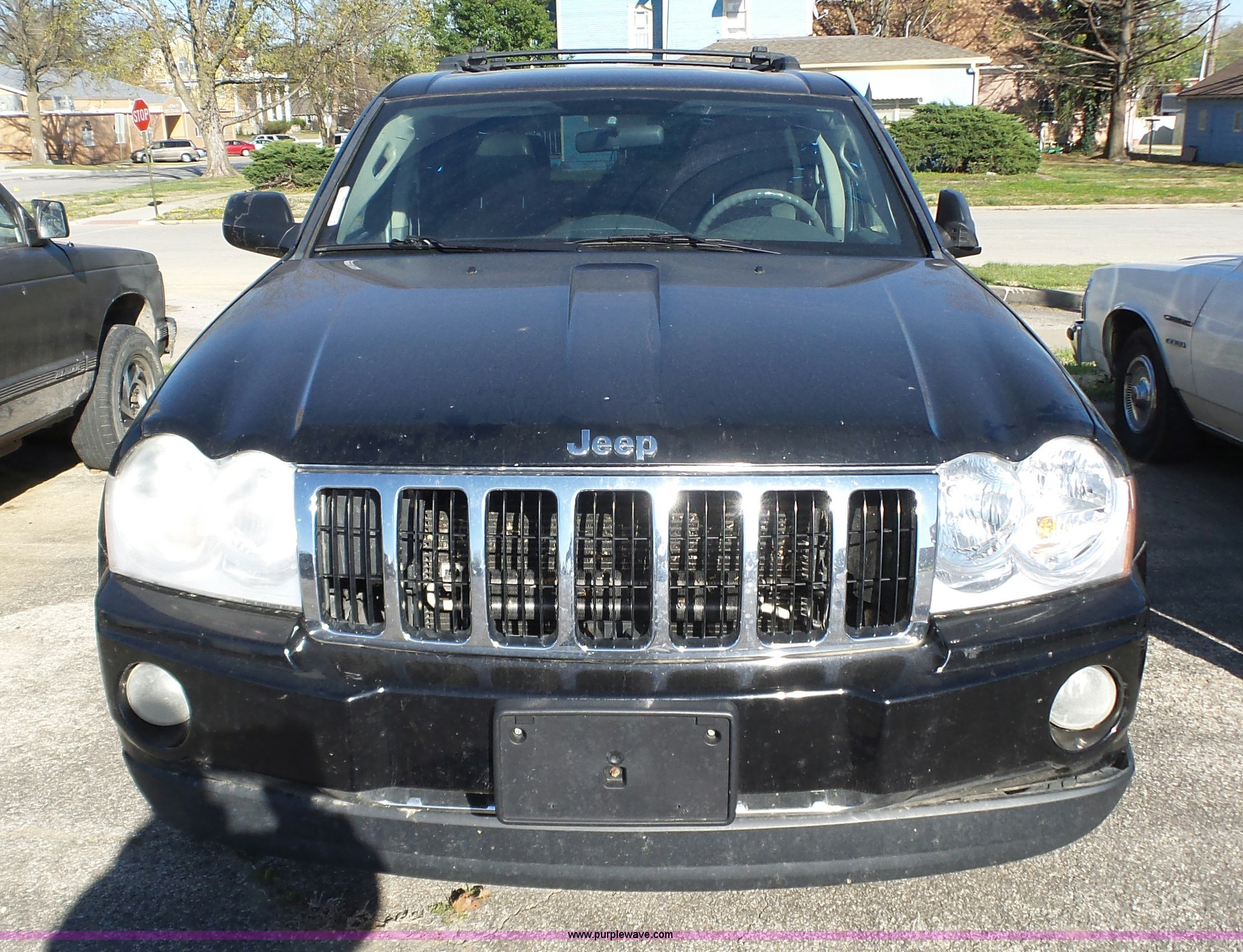 2005 Jeep Grand Cherokee Limited Suv Item Bl9727 Sold A Full Size In New Window