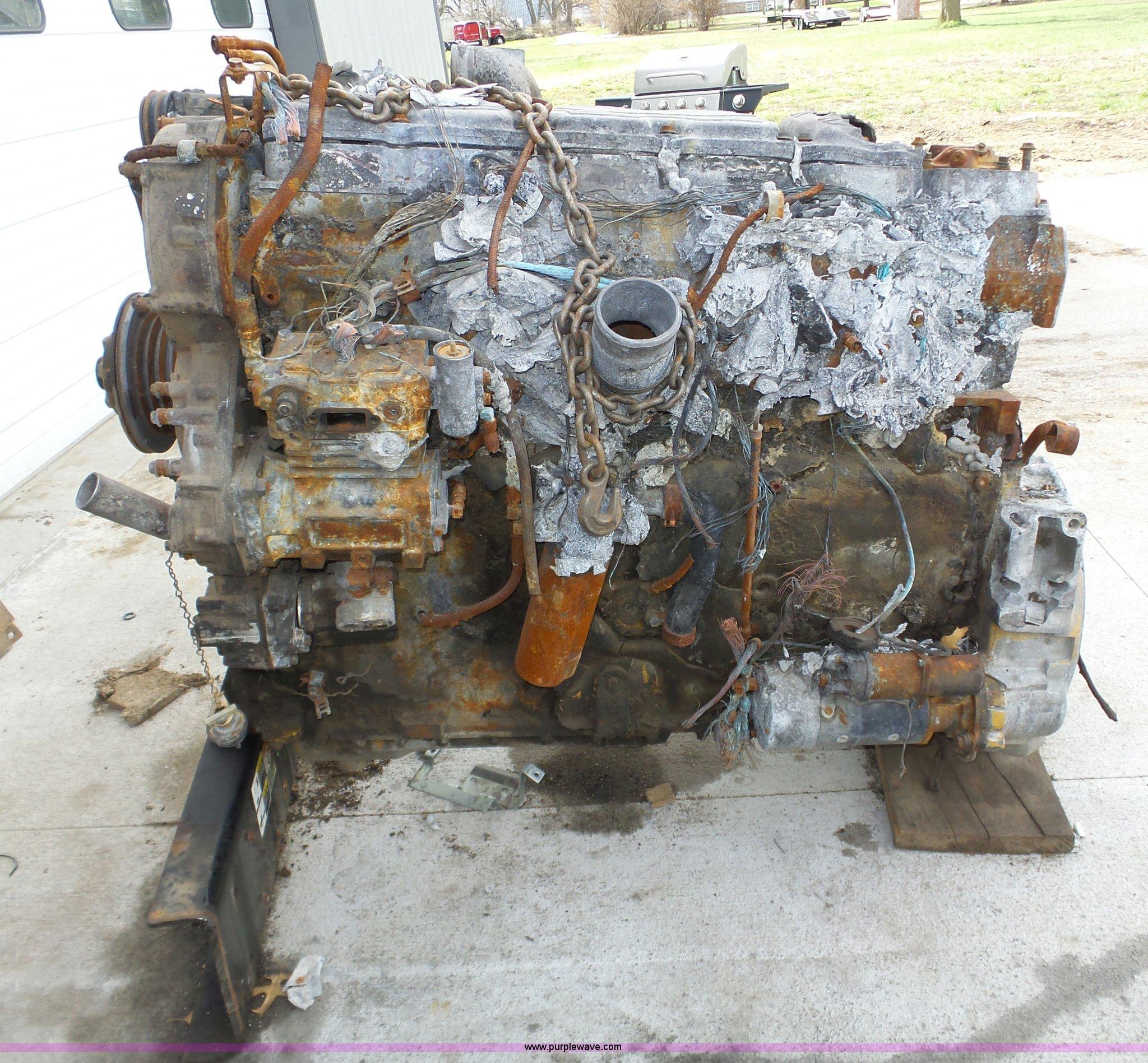 Caterpillar C15 14 6L turbo diesel engine | Item BX9044 | SO