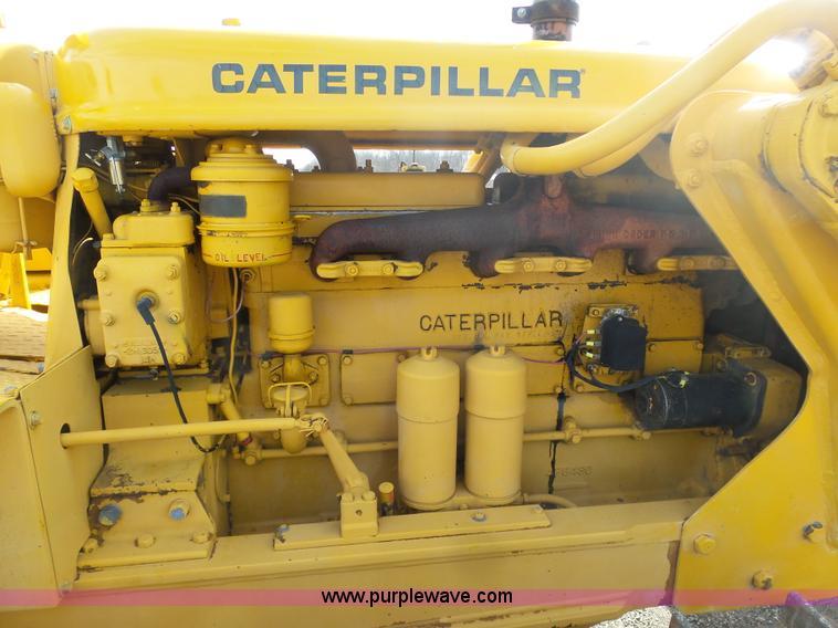 1952 Caterpillar D6 dozer   Item L3195   SOLD! April 21 Jim
