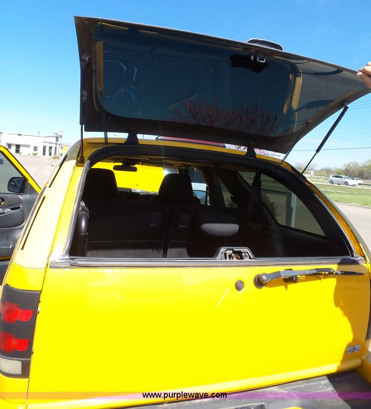 2004 Chevrolet Blazer SS SUV