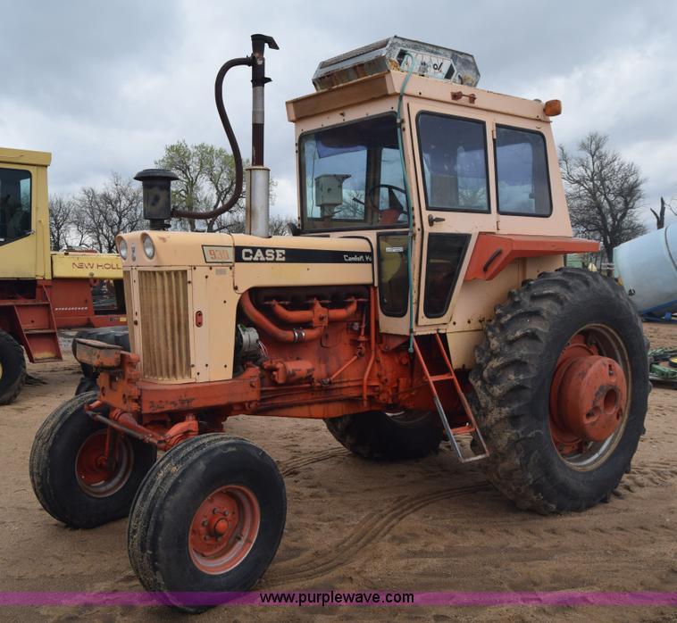 Case Comfort King : Case comfort king tractor item aw sold april