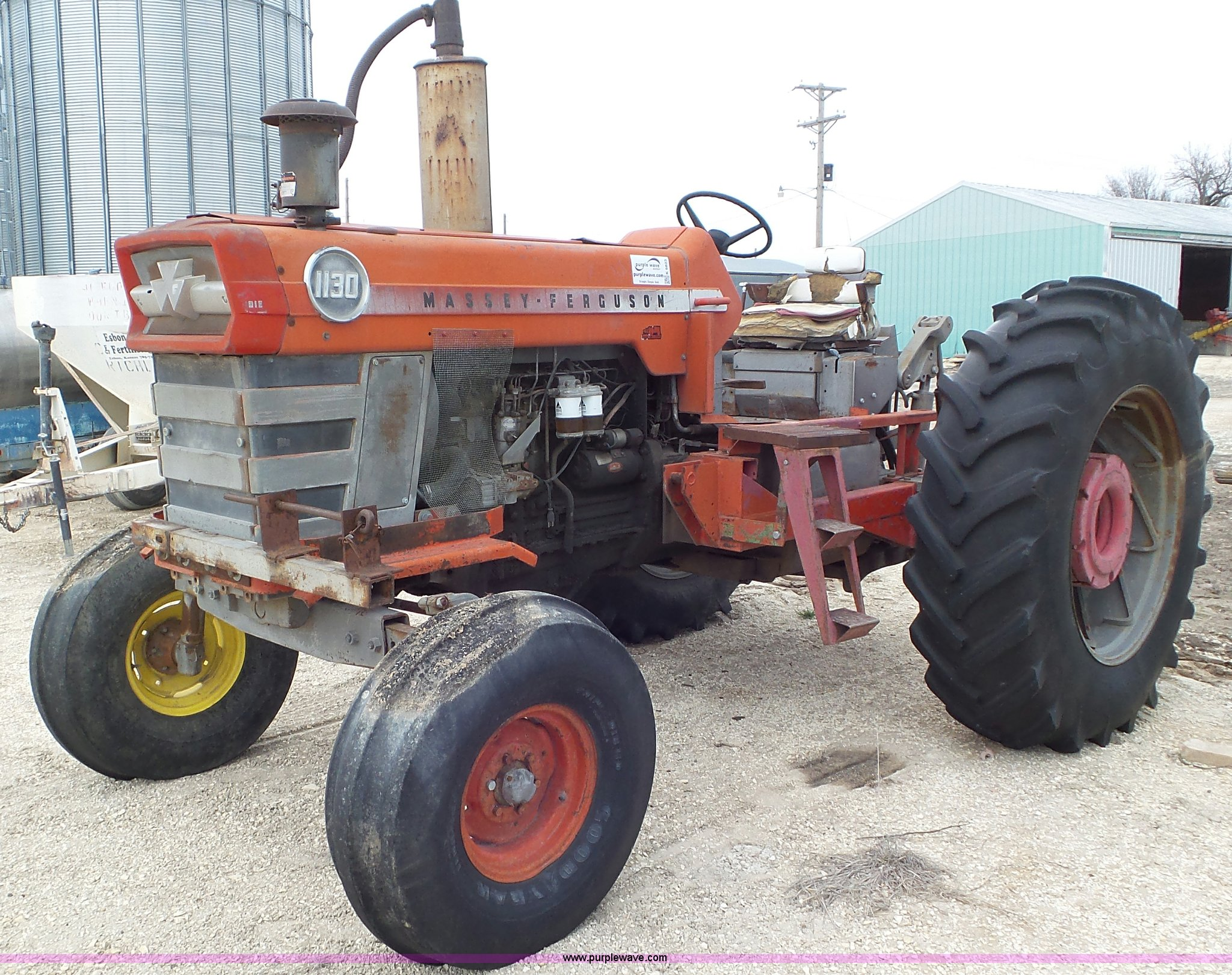 Massey-Ferguson 1130 tractor | Item K6823 | SOLD! April 27 A