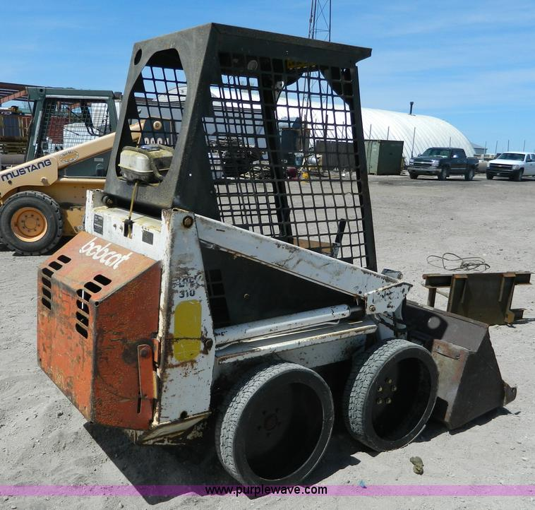 bobcat 310 serial number lookup