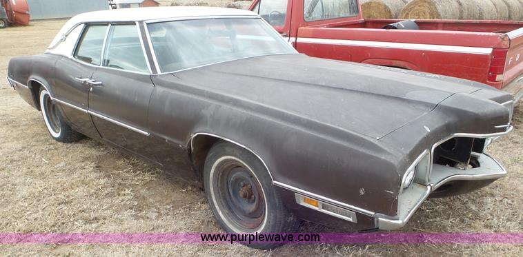 1970 Ford Thunderbird Item K6890 Sold May 18 Vehicles A