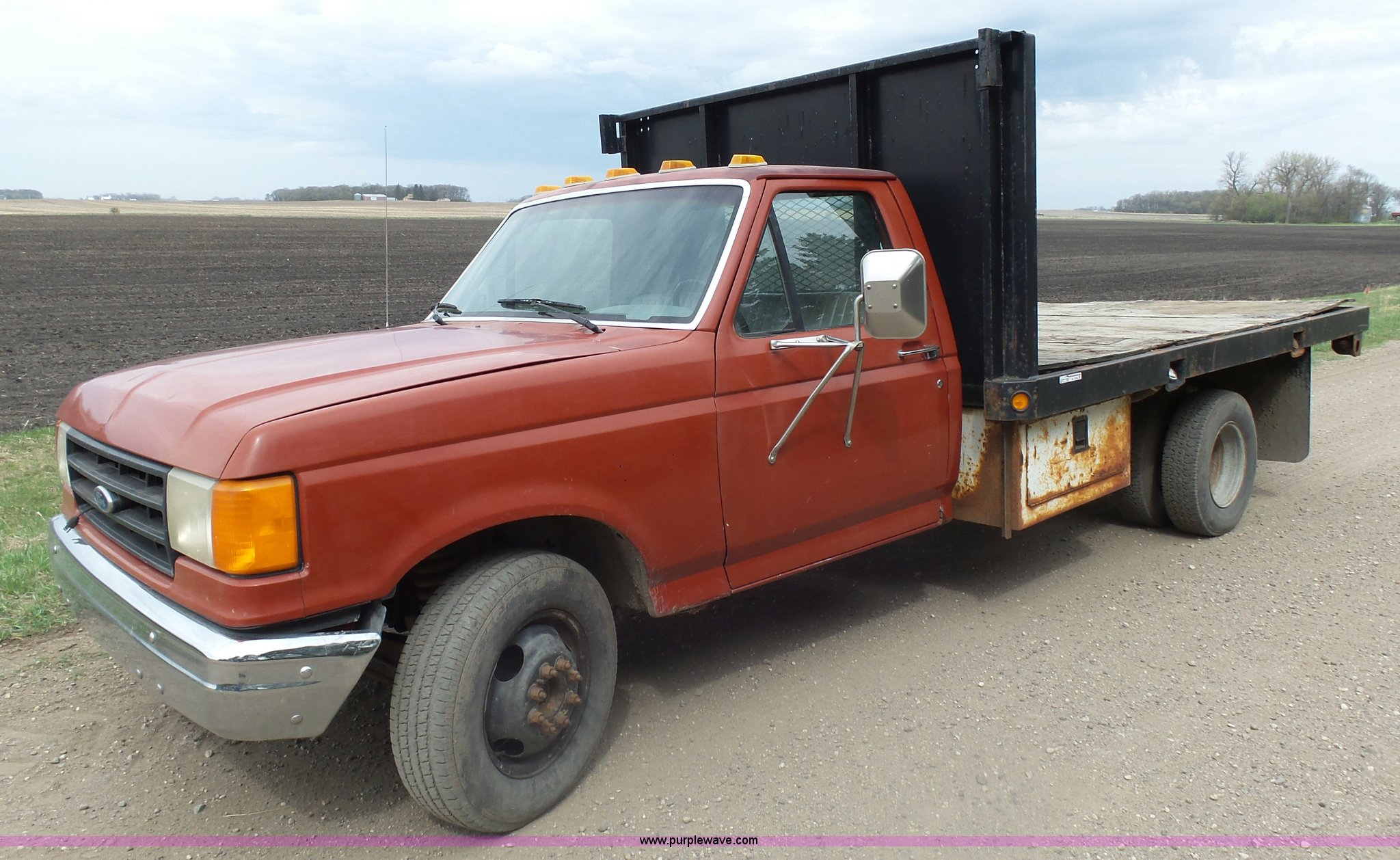 1987 ford f350 dually