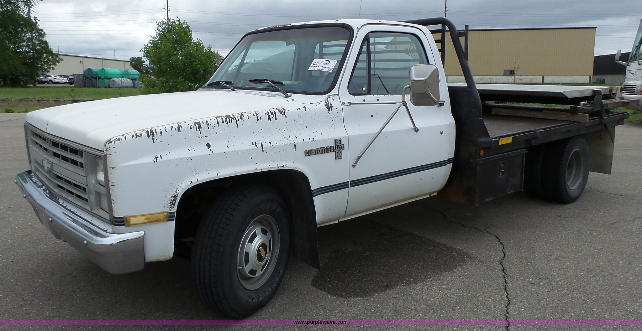 chevy 1987 pick up