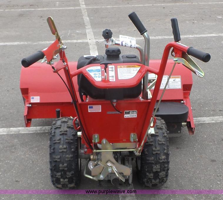 Turf Teq 1305 Power Broom Item K4654 Sold May 24 Tri