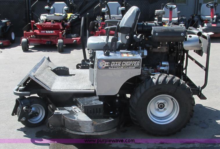 2008 Dixie Chopper lawn mower | Item K4685 | SOLD! May 24 Tr