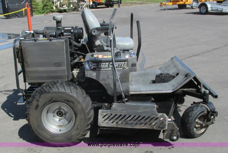 2008 Dixie Chopper lawn mower | Item K4685 | SOLD! May 24 Tr
